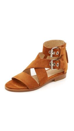 Rag & Bone Madeira Sandals - Tan