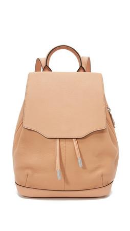 Rag & Bone Mini Pilot Backpack - Nude