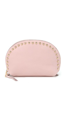 Rebecca Minkoff Large Dome Pouch - Baby Pink