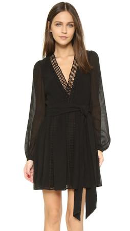 Rebecca Minkoff Lolo Dress - Black