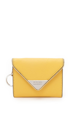 Rebecca Minkoff Molly Metro Wallet - Sunshine