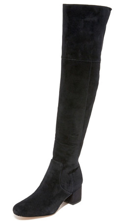 Sam Edelman Elina Tall Boots - Black