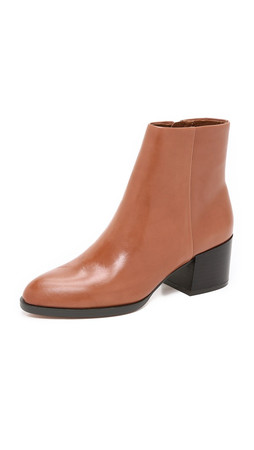 Sam Edelman Joey Booties - Saddle
