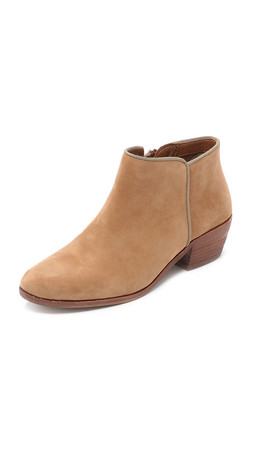 Sam Edelman Petty Booties - Honey