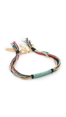 Shashi Glaiza Bracelet - Black