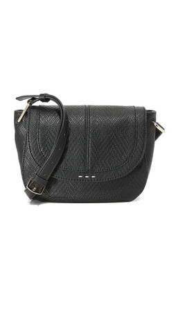 Splendid Key Largo Cross Body Bag - Black