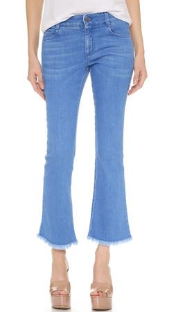 Stella Mccartney Skinny Kick Jeans - Ultra Blue
