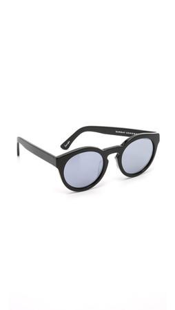 Sunday Somewhere Kiteys Sunglasses - Black/Silver