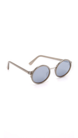 Sunday Somewhere Soleil Sunglasses - Grey/Silver
