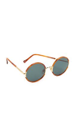 Sunday Somewhere Yetti Sunglasses - Tortoise/Grey
