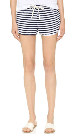 Sundry Dolphin Shorts - White