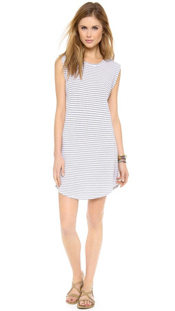 Sundry Muscle Dress - Old Sal