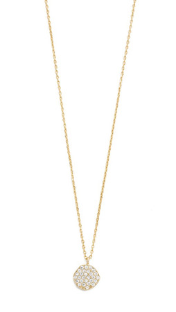 Tai Disc Necklace - Gold