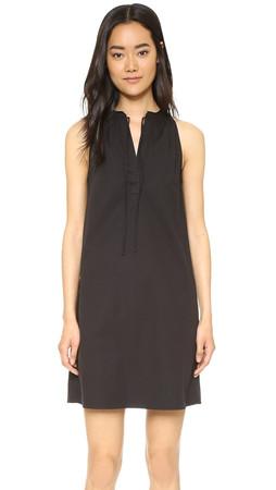 Theory Nallane Dress - Black