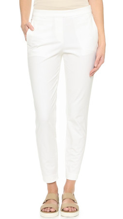 Theory Thaniel Pants - New Ivory