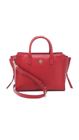 Tory Burch Brody Small Tote - Sorrel