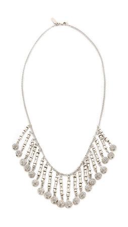 Vanessa Mooney The Davies Necklace - Silver