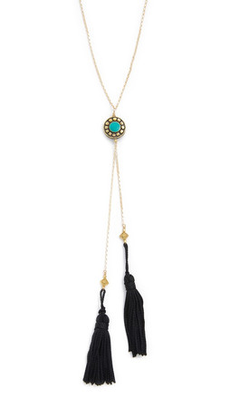 Vanessa Mooney The Ingrid Necklace - Gold