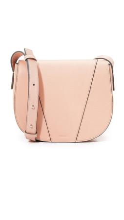 Vince Mini Saddle Bag - Blush