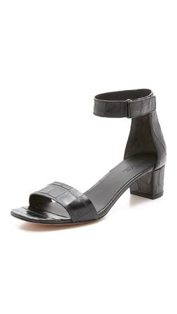 Vince Rita City Sandals - Black
