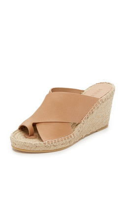 Vince Suraya Clog Sandals - Sand