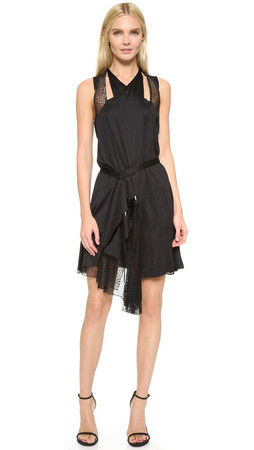 What Goes Around Comes Around Balenciaga Dress (Previously Owned) - Black
