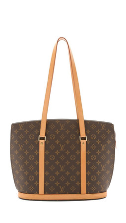 What Goes Around Comes Around Heritage Louis Vuitton Monogram Babylone Bag - Monogram