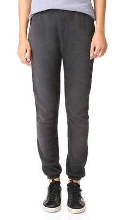 Wildfox Knox Sweatpants - Clean Black