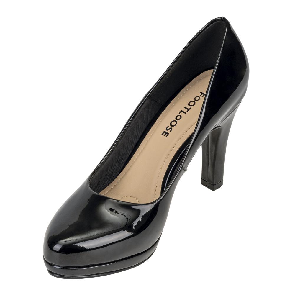 Zapatos Footloose FS-05I20 Negro - Shopstar