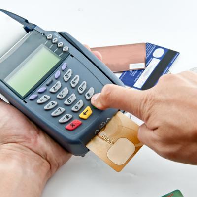 Recebimento com Cartão de Crédito e Débito