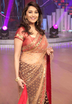 Madhuri Dixit Bra Size, Weight, Height and Measurements