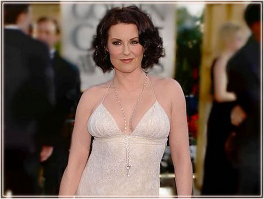 Megan Mullally Bra Size, Weight, Height and Measurements