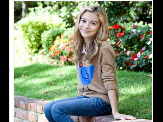 G. Hannelius Bra Size, Weight, Height and Measurements
