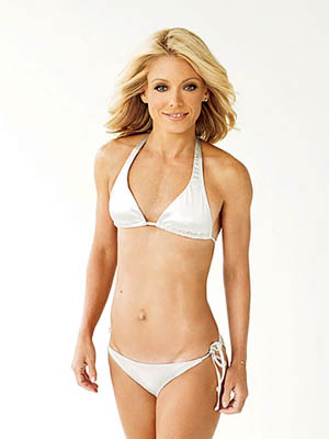 Kelly Ripa Bra Size, Weight, Height and Measurements