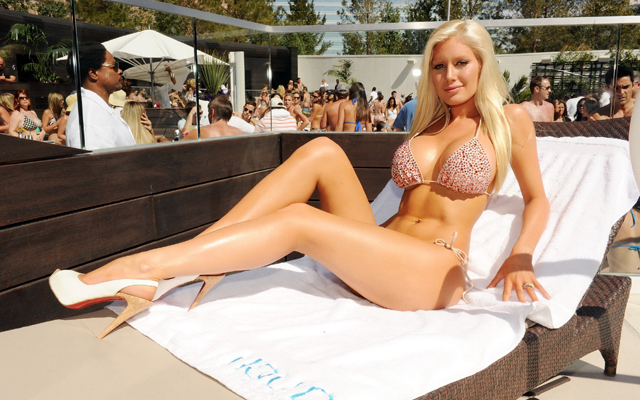 Heidi Montag Bra Size, Weight, Height and Measurements