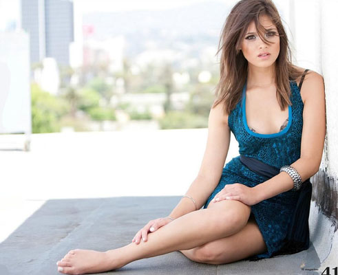 Nicole Gale Anderson Bra Size, Weight, Height and Measurements