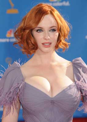 Christina Hendricks Bra Size, Weight, Height and Measurements