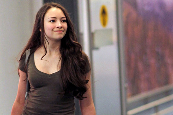 Jodelle Ferland Bra Size, Weight, Height and Measurements