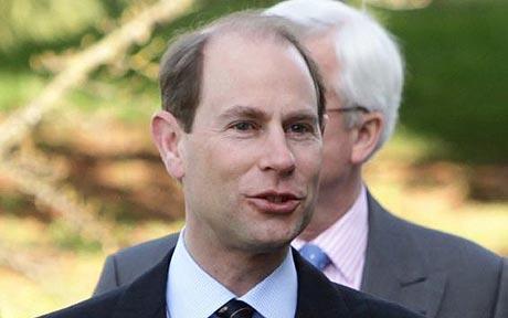 Prince Edward Net Worth