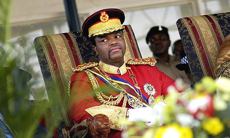 King Mswati III Net Worth