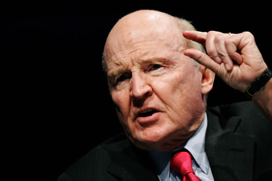 Jack Welch Net Worth | How rich is Jack Welch?