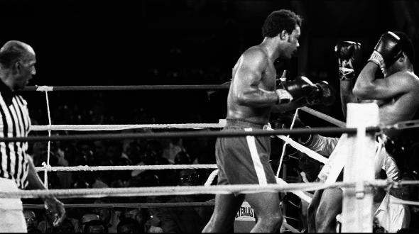Kinshasa, 1974: Ali vs George Foto: Getty Images