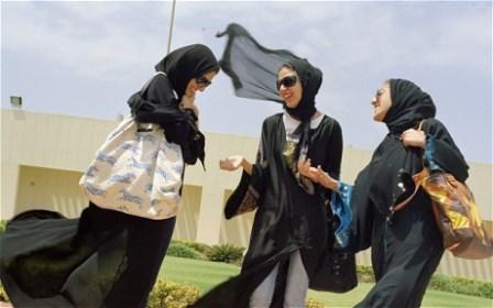 Saudi Arabian Students