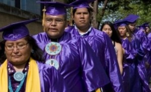 : A new study reveals that American Indian students want to pursue higher education, but they are not adequately prepared.