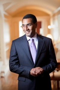 Dr. Sean Decatur, president of Kenyon College, credits his career success to the Mellon Mays undergraduate fellowship.