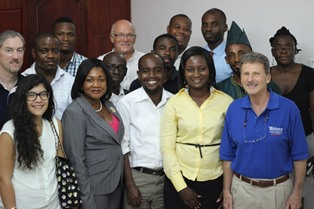 Webster University recently created an Accra, Ghana, campus offering bachelor's and MBA degrees.