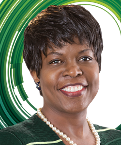 Dr. Elmira Mangum, FAMU president