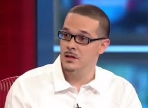 """Black Lives Matter"" activist Shaun King"