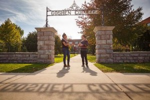 Goshen College is among a few Christian institutions that have recently changed their policies to allow for the hiring of faculty and staff in same-sex relationships. (Photo courtesy of Goshen College)