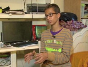 High school freshman Ahmed Mohamed has garnered support from around the nation.